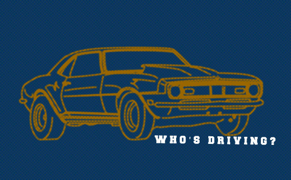 Who's Driving?, by Geoffrey Long - www.geoffreylong.com